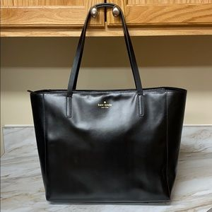 Leather Kate Spade Tote